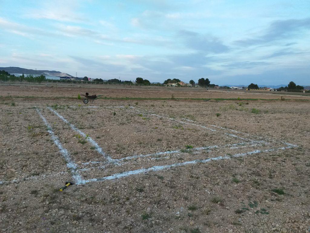 Proyecto para la construcción de un chalet en terreno de la Carretera de Pinoso, Yecla.